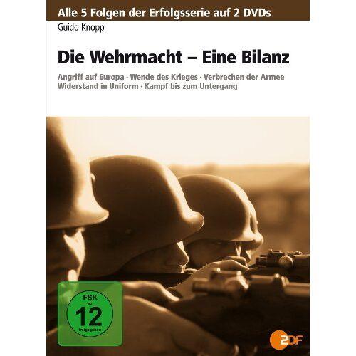 Ingo Helm - Die Wehrmacht - Eine Bilanz [2 DVDs] - Preis vom 28.02.2021 06:03:40 h