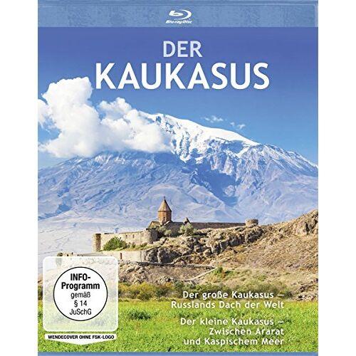Henry Mix - Der Kaukasus - Der große Kaukasus - Russlands Dach der Welt Der kleine Kaukasus - Zwischen Ararat und Kaspischem Meer [Blu-ray] - Preis vom 16.04.2021 04:54:32 h