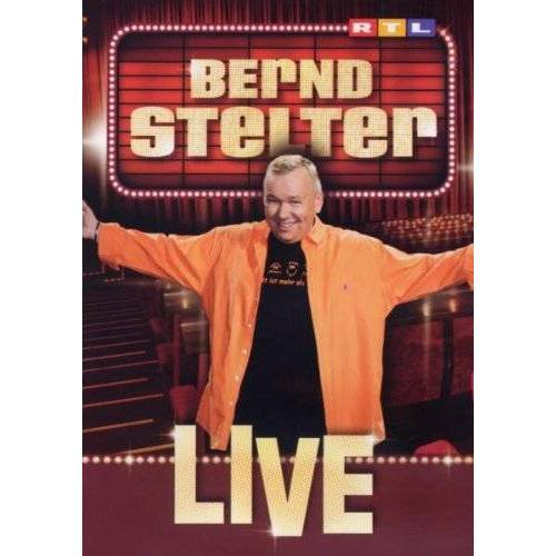Bernd Stelter - Bernd Stelter Live - Preis vom 15.04.2021 04:51:42 h