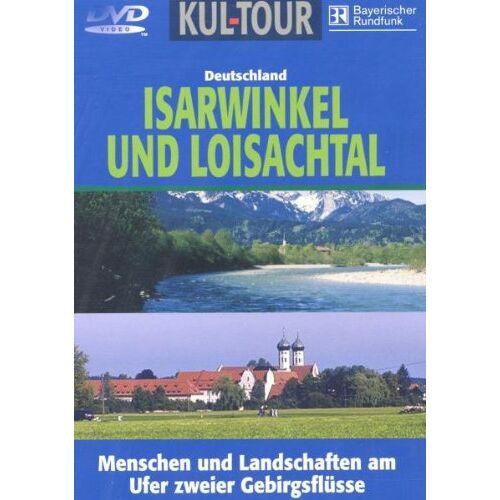 Dinzinger, Dr. Getraud - Isarwinkel und Loisachtal - Kul-Tour - Preis vom 26.02.2020 06:02:12 h