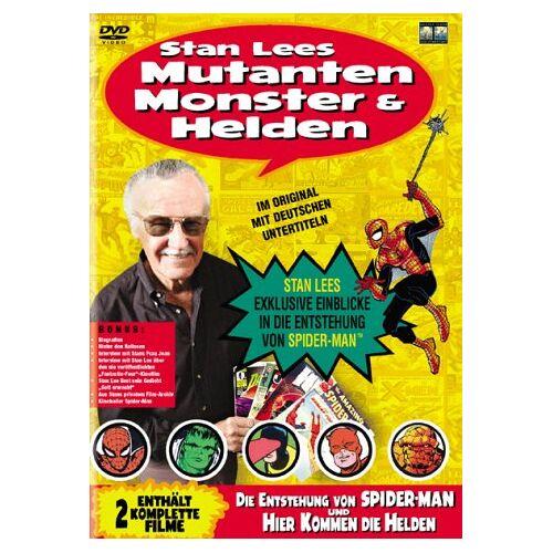 Stan Lee - Stan Lees Mutanten, Monster & Helden (OmU) - Preis vom 21.04.2021 04:48:01 h