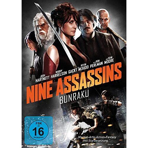 Demi Moore - Nine Assassins - Bunraku - Preis vom 05.09.2020 04:49:05 h