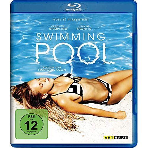 François Ozon - Swimming Pool [Blu-ray] - Preis vom 06.09.2020 04:54:28 h