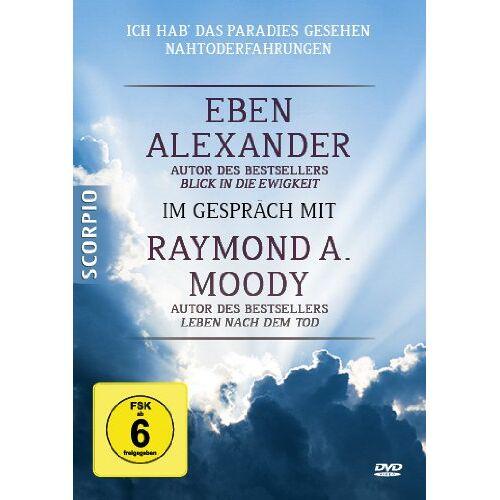 - Ich hab das Paradies gesehen, DVD : Nahtoderfahrungen. Eben Alexander im Gespräch mit Raymond A. Moody - Preis vom 24.05.2020 05:02:09 h