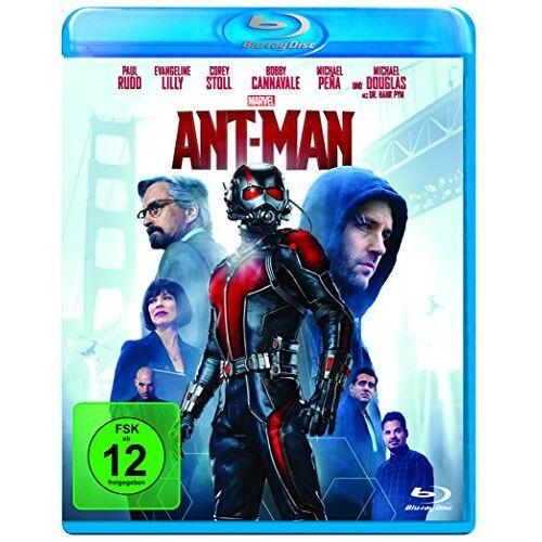 Peyton Reed - Ant-Man [Blu-ray] - Preis vom 23.02.2021 06:05:19 h