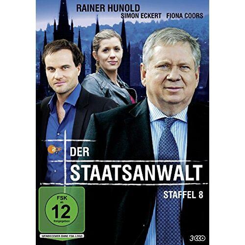 Daniel Helfer - Der Staatsanwalt - Staffel 8 (3 DVDs) - Preis vom 22.02.2021 05:57:04 h