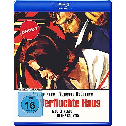 Elio Petri - Das verfluchte Haus [Blu-ray] - Preis vom 20.10.2020 04:55:35 h
