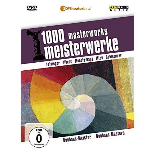 - 1000 Meisterwerke - Bauhaus - Preis vom 08.04.2021 04:50:19 h