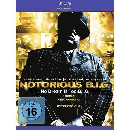 Tillmanns, George JR. - Notorious B.I.G. [Blu-ray] - Preis vom 05.09.2020 04:49:05 h