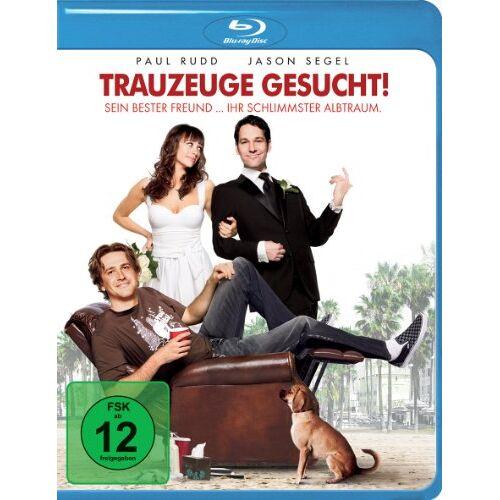 John Hamburg - Trauzeuge gesucht! [Blu-ray] - Preis vom 19.02.2020 05:56:11 h