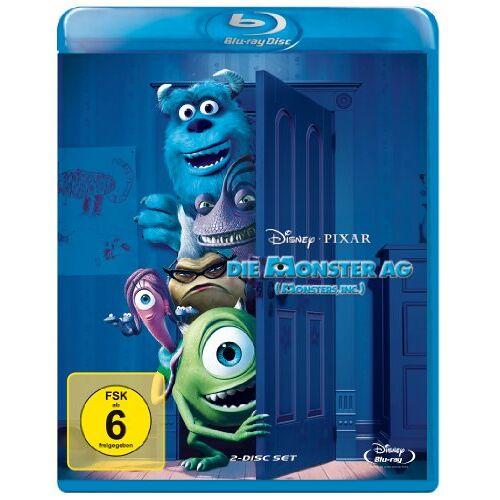 Peter Docter - Die Monster AG [Blu-ray] - Preis vom 10.09.2020 04:46:56 h