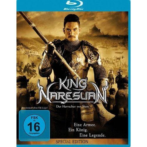 Chatrichalerm Yukol - King Naresuan - Der Herrscher von Siam [Blu-ray] [Special Edition] - Preis vom 25.02.2021 06:08:03 h