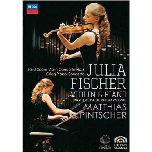 Julia Fischer - Violin & Piano - Preis vom 26.02.2021 06:01:53 h