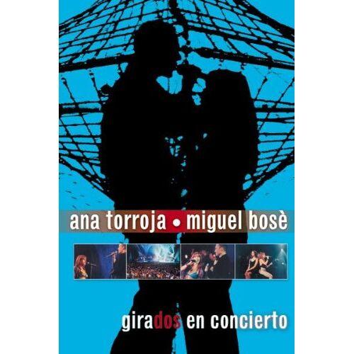 Ana Torroja - Miguel Bosé & Ana Torraja - Girados En Conciert - Preis vom 24.02.2021 06:00:20 h