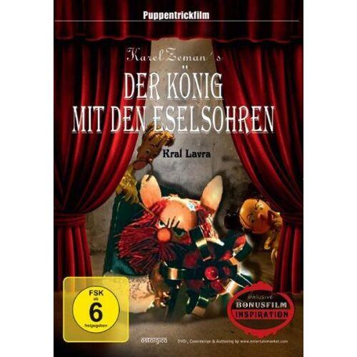 Karel Zeman - Der König mit den Eselsohren - Kral Lavra - Preis vom 24.02.2021 06:00:20 h