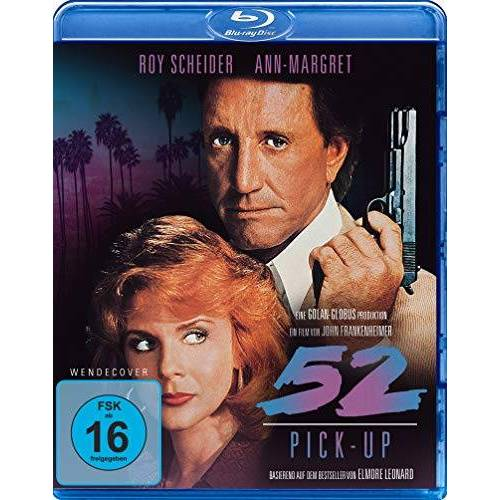 John Frankenheimer - 52 Pick-Up [Blu-ray] - Preis vom 21.01.2021 06:07:38 h
