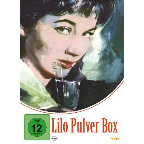 Liselotte Pulver - Lilo Pulver Box (2 DVDs) - Preis vom 12.04.2021 04:50:28 h
