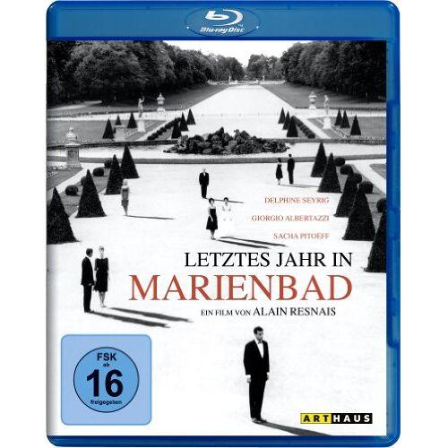 Alain Resnais - Letztes Jahr in Marienbad [Blu-ray] - Preis vom 18.04.2021 04:52:10 h
