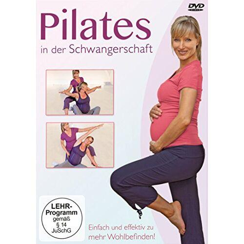 Ines Vogel - Pilates in der Schwangerschaft - Preis vom 07.07.2019 04:43:01 h