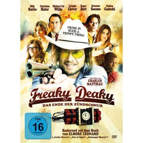 Billy Burke - Freaky Deaky - Preis vom 08.12.2019 05:57:03 h