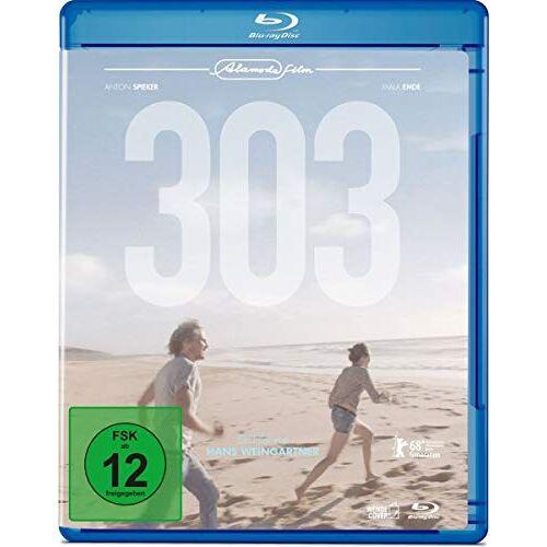 Hans Weingartner - 303 [Blu-ray] - Preis vom 25.02.2021 06:08:03 h