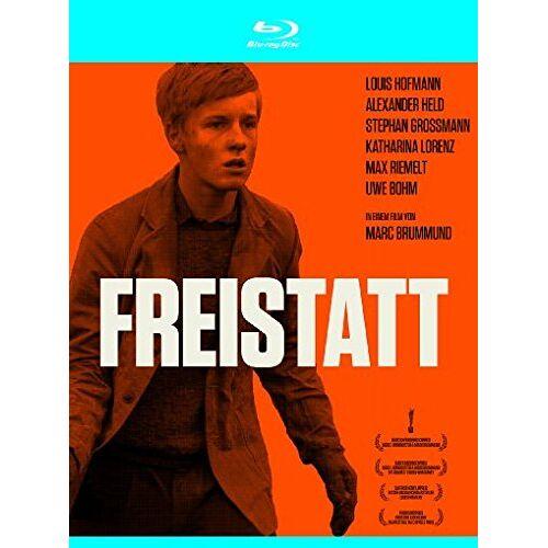 Marc Brummund - Freistatt [Blu-ray] - Preis vom 09.05.2021 04:52:39 h