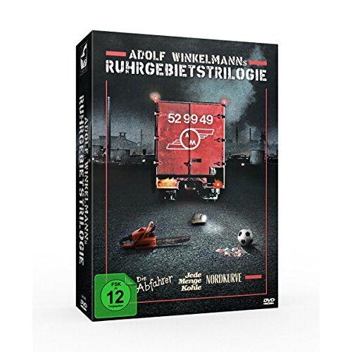Adolf Winkelmann - Adolf Winkelmanns Ruhrgebietstrilogie [3 DVDs] - Preis vom 10.05.2021 04:48:42 h