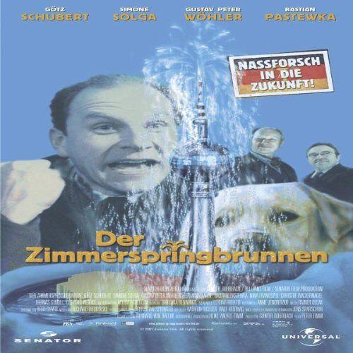 Peter Timm - Der Zimmerspringbrunnen - Preis vom 17.01.2021 06:05:38 h