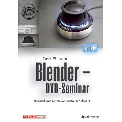 - Blender - DVD-Seminar: 3D-Grafik und Animation mit freier Software - Preis vom 06.03.2021 05:55:44 h