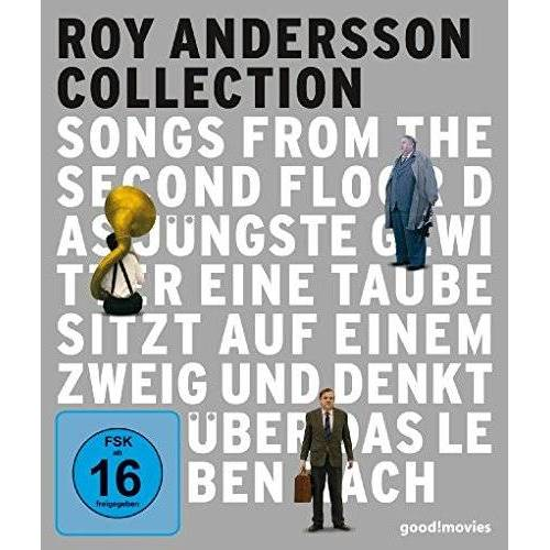Roy Andersson - Roy Andersson Collection [Blu-ray] - Preis vom 18.04.2021 04:52:10 h