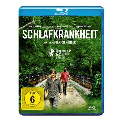 Ulrich Kohler - Schlafkrankheit [Blu-ray] - Preis vom 14.05.2021 04:51:20 h