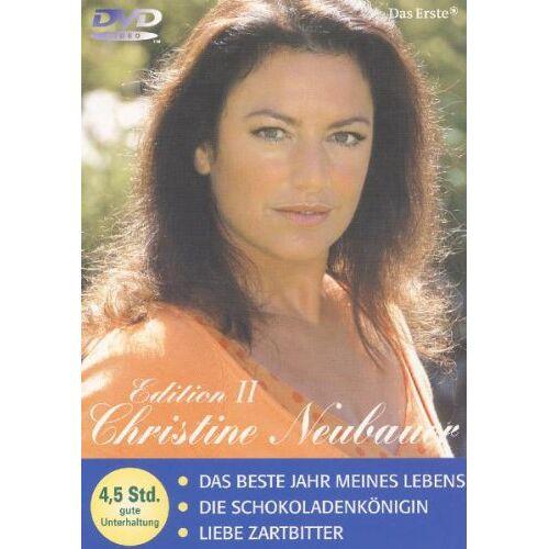 Christine Neubauer - Christine Neubauer Edition - Teil 02 (3 DVDs) - Preis vom 03.12.2020 05:57:36 h