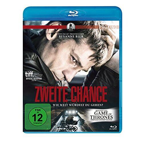 Susanne Bier - Zweite Chance [Blu-ray] - Preis vom 14.05.2021 04:51:20 h