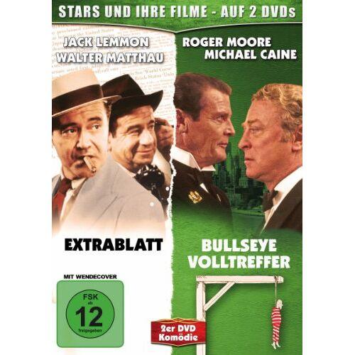 - Extrablatt / Bullseye Volltreffer [2 DVDs] - Preis vom 13.04.2021 04:49:48 h