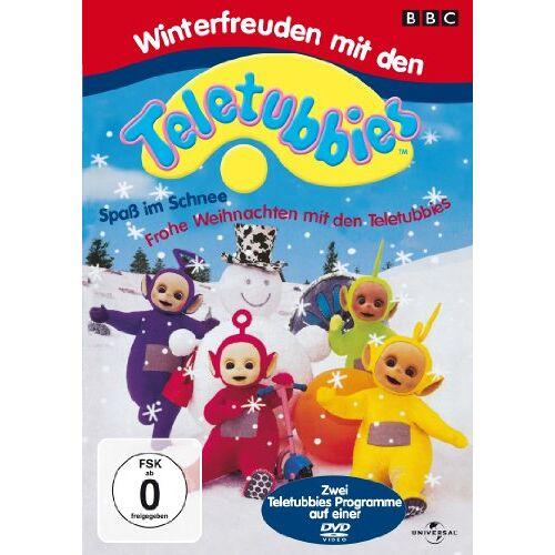 Paul Gawith - Teletubbies - Winterfreuden mit den Teletubbies - Preis vom 11.04.2021 04:47:53 h