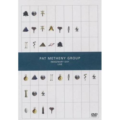 Pat Metheny - Pat Metheny Group - Imaginary Day (Live) - Preis vom 17.01.2021 06:05:38 h