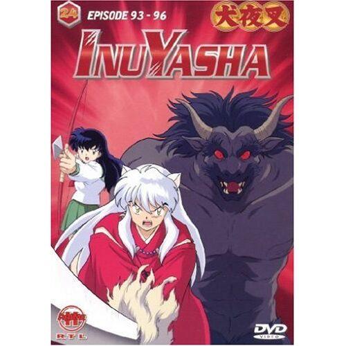 - InuYasha Vol. 24 - Episode 93-96 - Preis vom 20.10.2020 04:55:35 h