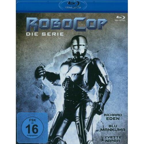 Paul Lynch - Robocop - Die Serie [Blu-ray] - Preis vom 05.09.2020 04:49:05 h
