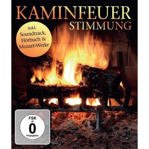- Kaminfeuer-Stimmung [Blu-ray] - Preis vom 18.04.2021 04:52:10 h