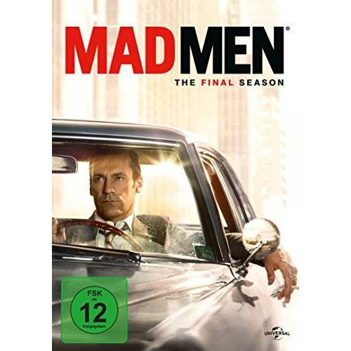 Scott Hornbacher - Mad Men - The Final Season [6 DVDs] - Preis vom 07.03.2021 06:00:26 h