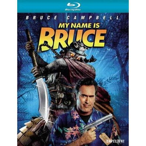 Bruce Campbell - My name is Bruce [Blu-ray] - Preis vom 12.04.2021 04:50:28 h