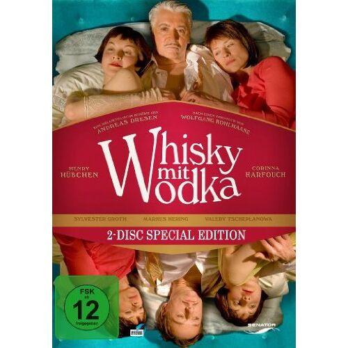 Andreas Dresen - Whisky mit Wodka [Special Edition] [2 DVDs] - Preis vom 20.10.2020 04:55:35 h