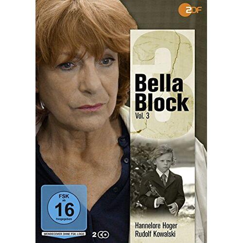 Beate Langmaack - Bella Block - Vol. 3 (2 DVDs) - Preis vom 24.02.2021 06:00:20 h