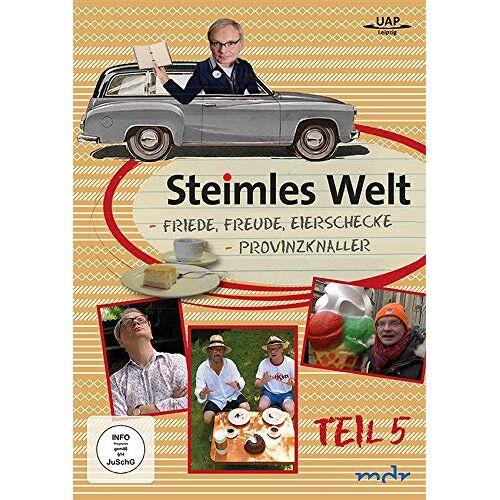 Uwe Steimle - Steimles Welt - Friede, Freude Eierschnecke - Provinzknaller - Preis vom 20.10.2020 04:55:35 h
