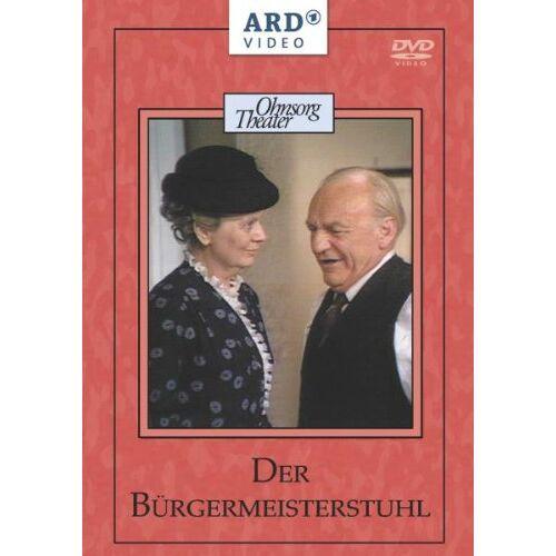 Hans Mahler - Ohnsorg Theater: Der Bürgermeisterstuhl - Preis vom 04.09.2020 04:54:27 h