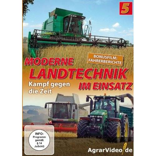 - Moderne Landtechnik im Einsatz 5 - Kampf gegen die Zeit - Preis vom 23.02.2021 06:05:19 h