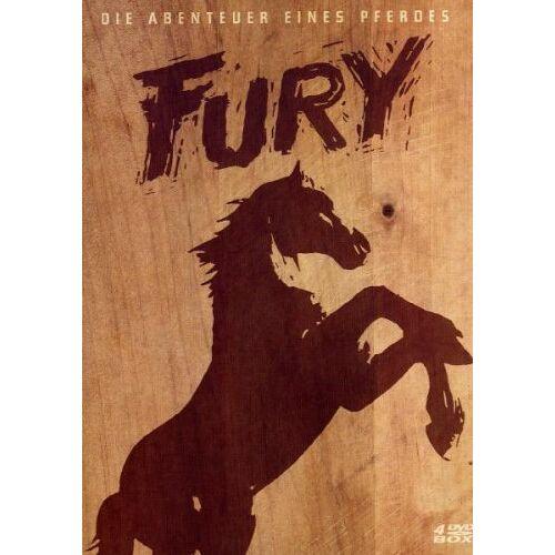 Ray Nazarro - Fury - Vol.1 (4 DVDs) - Preis vom 12.05.2021 04:50:50 h