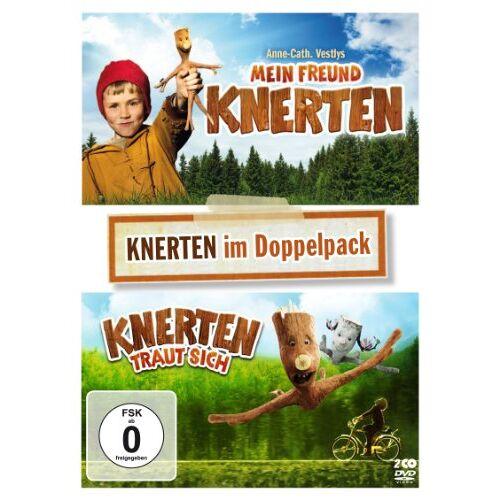 Asleik Engmark - Knerten im Doppelpack: Mein Freund Knerten / Knerten traut sich [2 DVDs] - Preis vom 18.10.2020 04:52:00 h