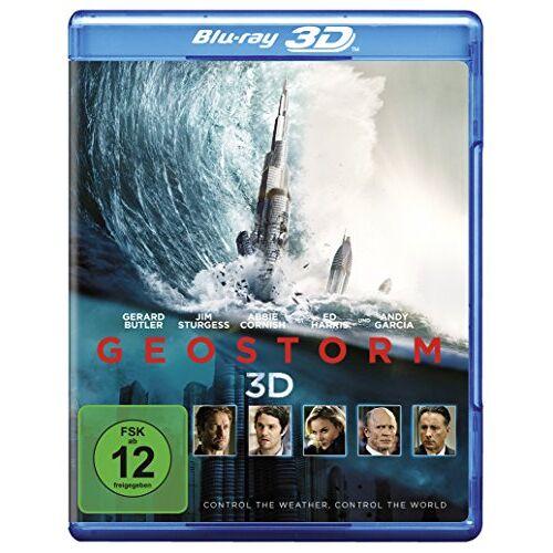 Dean Devlin - Geostorm [3D Blu-ray] - Preis vom 19.10.2020 04:51:53 h