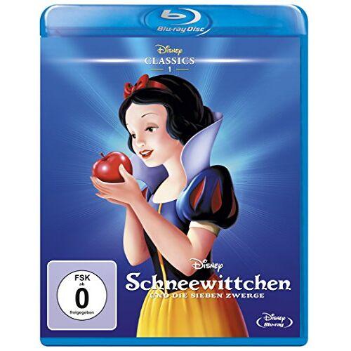 Walt Disney - Schneewittchen und die 7 Zwerge - Disney Classics [Blu-ray] 1 Disc - Preis vom 15.04.2021 04:51:42 h